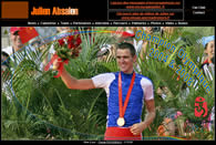 Le site de Julien Absalon